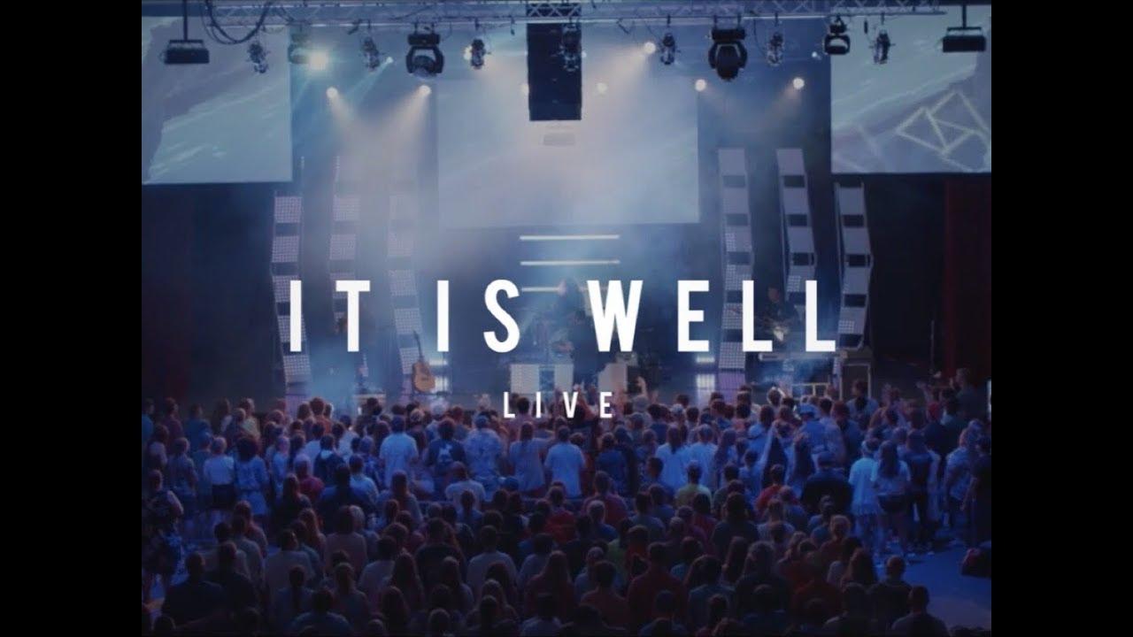 It Is Well (Live) - Jarod Espy