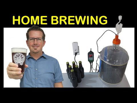 Improve your temperature-controlled brewing fermentation Chamber