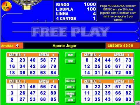 Bingo Gratis Jogos