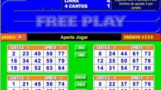 Bingo's Turbo » Jogos Bingos Grátis » Video Bingo Online