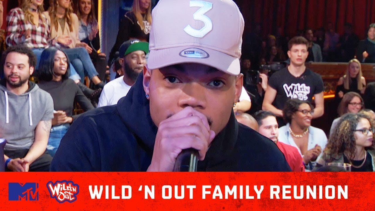 Most Hilarious & Shocking 'Family Reunion' Intros ft. Chance the Rapper   Wild 'N Out   MTV