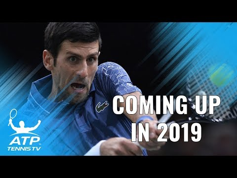 Watch the 2019 ATP Tour season LIVE on Tennis TV