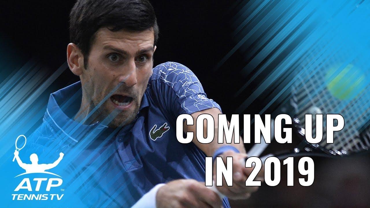 Watch The 2019 Atp Tour Season Live On Tennis Tv Youtube
