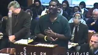 21-Year Guy Sings I'm Sorry To Judge at Sentencing