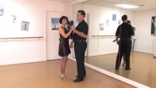 The Basics Steps of the Salsa Dance