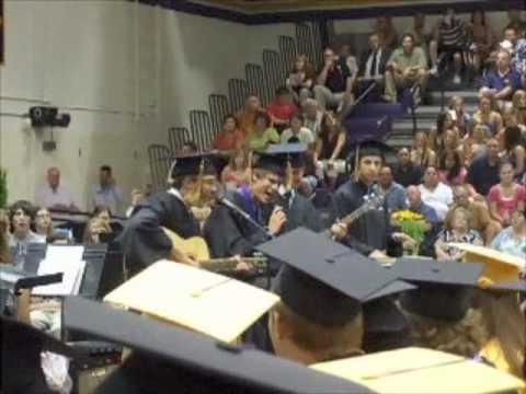Blissfield High School graduation