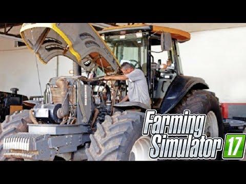 VIREI MECÂNICO! MOD DE ARRUMAR TRATORES (WORKING TOOLBOX) | FARMING SIMULATOR 17 | PT-BR |