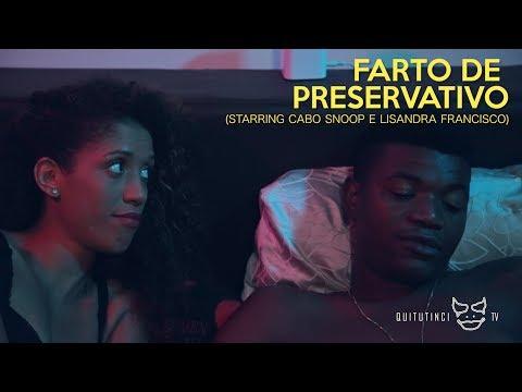 Farto de preservativo (starring Cabo Snoop e Lisandra Francisco) Comédia