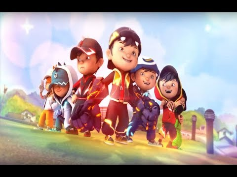 BoboiBoy Season 3 Episode 19 Hindi Dubbed