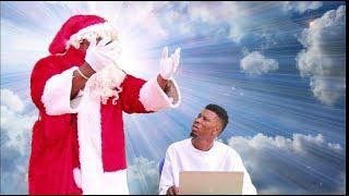 FULL VERSION OF SANTA VS FATHER XMAS ON JUDGEMENT THRONE | Homeoflafta Comedy