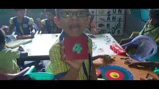 Learning shape and identification of number cognitive skill - Pretty Dolls school Mogappair
