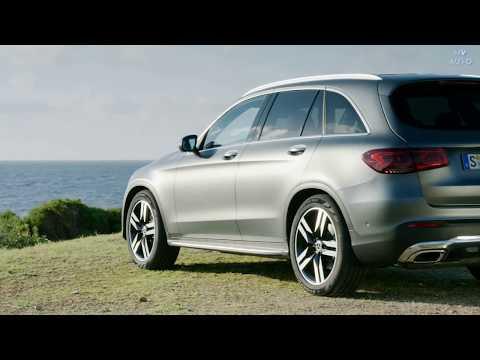 2020 Mercedes-Benz GLC-Class KILLER BMW X3 and AUDI Q5