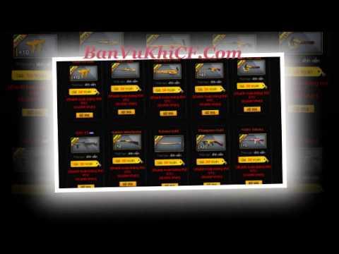 VTC Game: CF VN,Ban Sung,Quay Sung,Bug Sung Tai BanVuKhiCF.Com