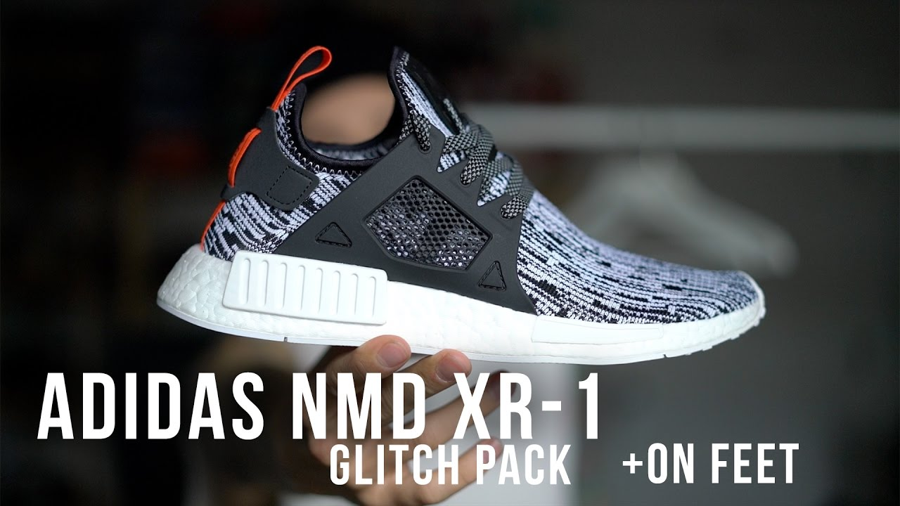 UNBOXING REVIEW UA NMD XR1 W DUCK CAMO PACK from Lida