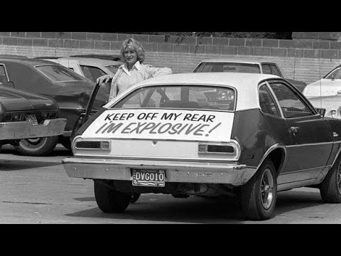 Fatal Ford Pinto crash in Indiana