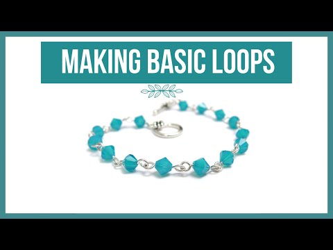 Making Basic Loops Part 1 - Beaducation.com