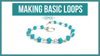 Making Basic Loops Part 1 - Beaducation.com