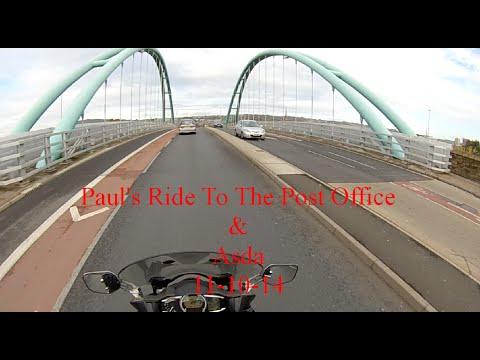 Paul's Post Office & Asda Ride