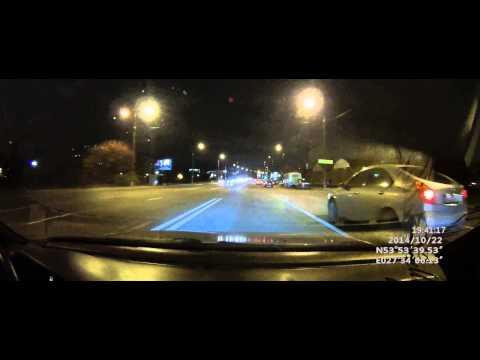 SeeMax DVR RG710 GPS 02 Ночь