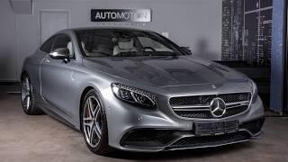 Mercedes-Benz S-Класс AMG III (W222, C217) 63 AMG