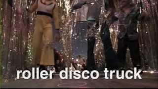 Jackass Roller Disco Truck