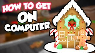 [ENDED] HOW TO GET THE GINGERBREAD TOP HAT ON PC! | Roblox