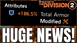 The Division 2 NEWS! LOOT EXPLOIT, APPAREL EVENT CODE GIVEAWAY & MORE!