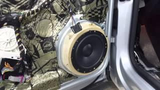 Замена штатной аудиосистемы на Volkswagen Tiguan 2016г(, 2016-04-12T14:41:11.000Z)
