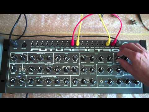 XS Synthesizer Tips and Tricks: Ring-modulating two sine waves