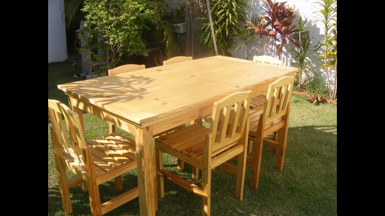 Cadeira para mesa de jantar feito com madeira de pinus.   #AD7F1E 3000x2250