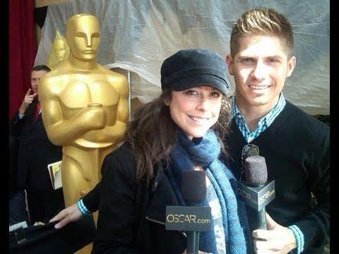 Oscars Red Carpet Exclusive Sneak Peak