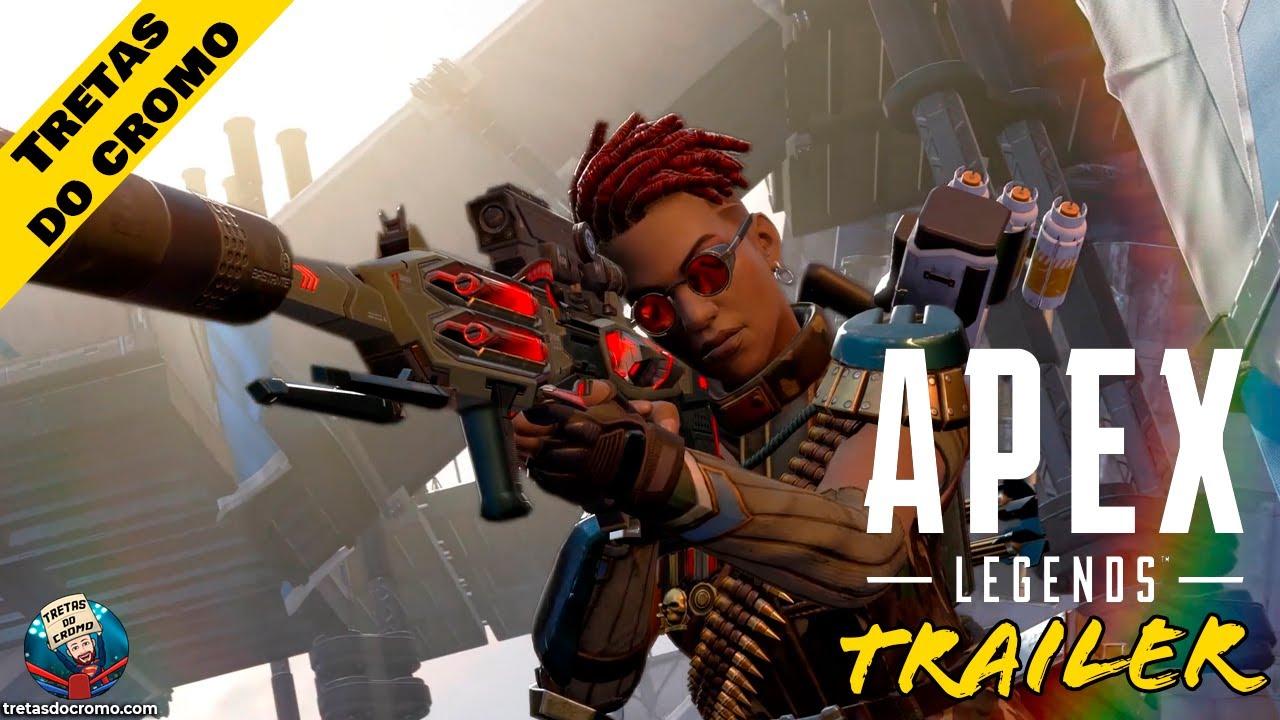 Apex Legends: Season 8 -  Trailer da Battle Pass