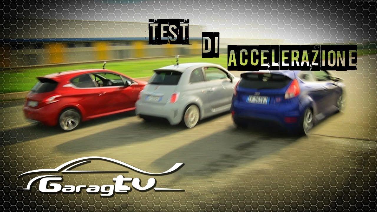 Fiat Abarth Vs Fiesta St