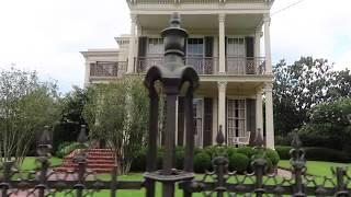 New Orleans Garden District Walking Tour