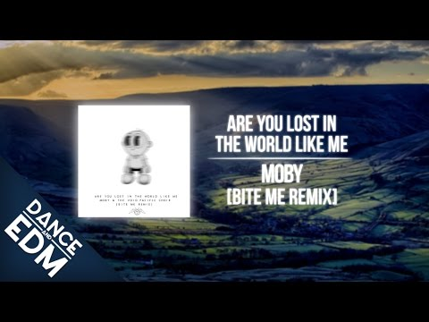 Mo  Are You Lost In The World Like Me Bite Me Remix