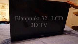 How to fix a Blaupunkt 32'' LCD 3D TV which does not power on,DIY