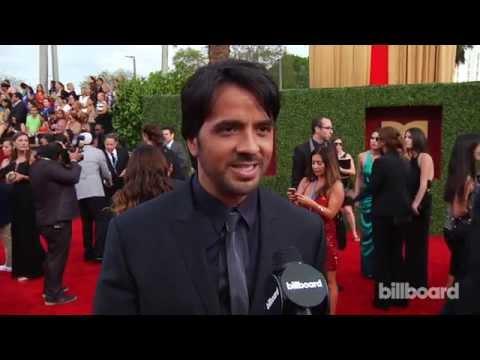 Luis Fonsi: 2014 Billboard Latin Music Awards Red Carpet
