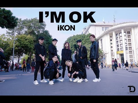[KPOP IN PUBLIC CHALLENGE] iKON (아이콘) - I'M OK (아임 오케이) Dance Cover By The Dazzlers From Vietnam