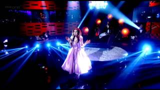 (HD) Marina and the Diamonds - Primadonna + Interview  (Graham Norton Show BBC 1 27/04/2012)