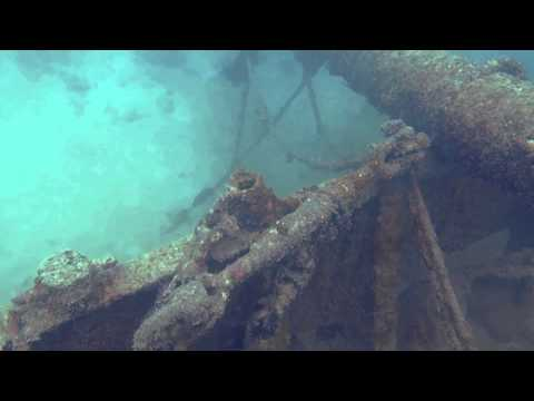 Diving Vanuatu - Ship Wrecks