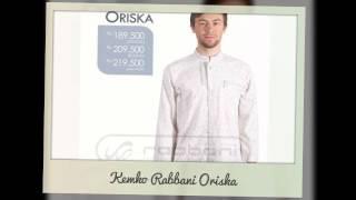 Baju Koko Kemeja Kemko Rabbani Oriska Murah Online http://www.belfa...