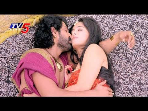 Bahubali 2 Deleted Scenes | Devasena Romance with Bhallaladeva Goes Viral | Nijam | TV5 News