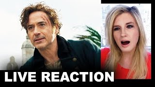 Dolittle Trailer REACTION
