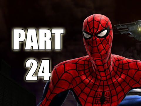 SPIDER-MAN: WEB OF SHADOWS - EPISODE 24- SYMBIOTE VULTURE ...