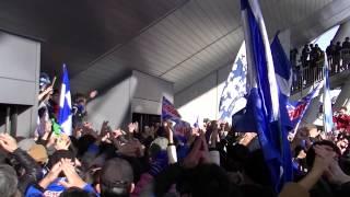 2014 J1昇格プレーオフ決勝 ジェフユナイテッド千葉vsモンテディオ山形 ...