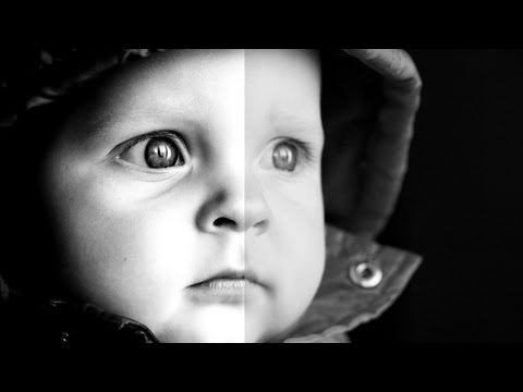 How To Create A Stunning Black And White Photo Effect In