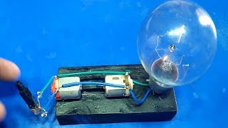 Free Energy Device Light Bulbs 220V Usin...