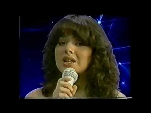 Young Talent Time - China Blue by Tina Arena - 1982