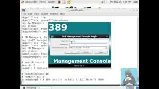 CentOS Install 389-DS LDAP Server