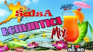 SALSA ROMANTICA MIX (SALSA EROTICA 80 y 90) VOL 1